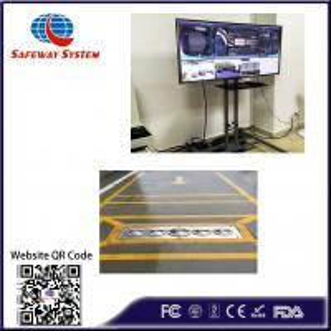 Best AT3300 Under Vehicle Video Surveillance System / Uvss System Embedded Installation Way wholesale
