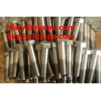 Best stainless steel 310H square head bolt wholesale