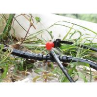 Best Drip Irrigation Greenhouse Sprinkler System 360 Degree Spray Emitter With Stake wholesale