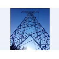 Best 220KV Power Transmission Line Tower Customized Load And Wind Speed wholesale