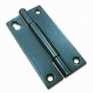 China Steel Door Hinge, Suitable for Door Contact, OEM Orders are Welcome on sale