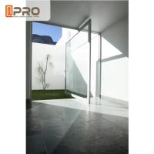 Best OEM Water - Proof Aluminum Pivot Doors For Hotel / Office / Villa wholesale
