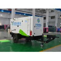 China Outdoor 80kw 100kva Water Cooled Heavy Duty Diesel Generator Low Noise on sale