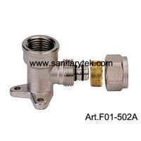 Best Brass fittings,brass compression fitting (F01-502A) wholesale