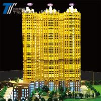 Best Miniature Building Model Making for Real Estate Company , Commercial Scale Model wholesale