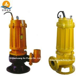 Best AQW type sewage pumps wholesale