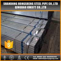 Best pre galvanized rectangular tube wholesale