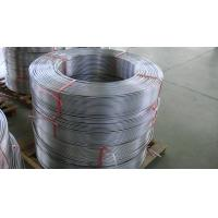China Heat-exchanger/Boiler tube Pickled / Bright Annealed Surface Stainless Steel Seamless Tube  ASME SA213 TP316/316L on sale