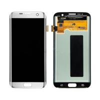 Samsung Galaxy S7 edge OLED display SM-G935 Display Touch Screen For Galaxy S7 edge LCD White color