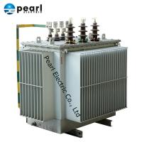 Buy cheap High Reliability Oil Immersed Transformer With Steel Core 1200kVA Capacity from wholesalers