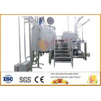 China 500T/Year Food Fermentation Equipment Fruit Wine Drink PLC Control System on sale