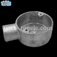 BS4568 Terminal Extension Pattern Malleable Iron Box For Electrical Conduit