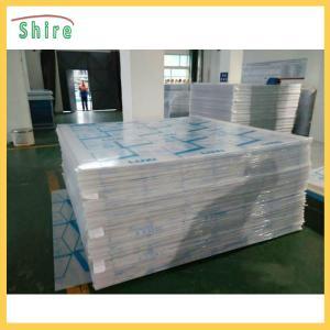 Best Polycarbonate Sheet Plastic Protection Film Hot Temperature Endurable wholesale