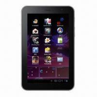 Best Tablet PC with 8-inch Capacitive Panel, Supports Wi-Fi, 3G and Camera wholesale
