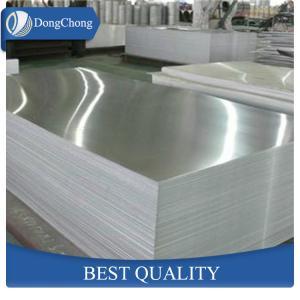 Best ASTM B 209 Aluminium Alloy Plate Mirror Coating Bending Purpose wholesale