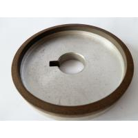 China High Hardness Resin Bond Grinding Wheel For Tungsten Carbide Sharpening on sale