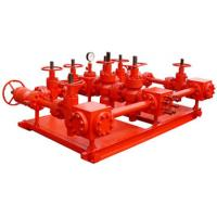China Drilling Mud System Well Control Device Kill Manifold Jg-35 For Wellhead on sale