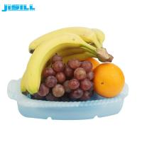 Eco Friendly 1200ml Cooler Eutectic Cold Plates For Cooling Fruit And Food