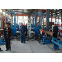 China Carbon Steel / Alloy Steel Pipe Expanding Machine 30 - 150mm Wall Thickness on sale