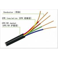 China Five Core XLPE Electrical Cable Assembly  power electrical Copper Conductor on sale