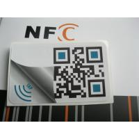 China TOPAZ512 chip stickers / NFC large-capacity chip stickers on sale