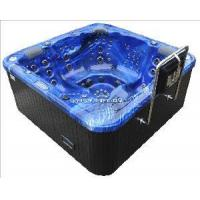 Best 5 Person and 2 Lounge Seats Hot SPA with Outward TV (A520) wholesale