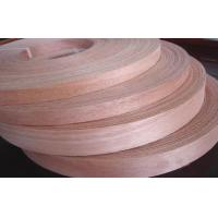 Best Sliced Cut Plywood Edge Banding Okoume Wood Veneer Rolls Natural wholesale