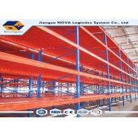 OEM Steel Structural Pallet Warehouse Racking Galvanized For Specials Needs