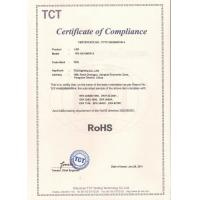 TDS LIGHTING CO.,LTD Certifications