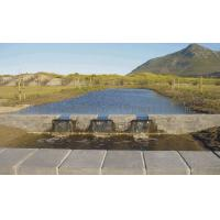 Best GCL waterproof material is used to anti-seepage of man-made lake wholesale