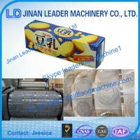 Best Automatic Biscuit Process Line / Biscuit making Machinery can change different moulds wholesale
