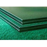 China 8mm Laminated Security Glass Sheets / Toughened Laminated Glass Balustrade on sale