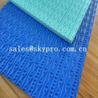 Best Custom Shoe Sole Rubber Sheet various color skidproof rubber wholesale