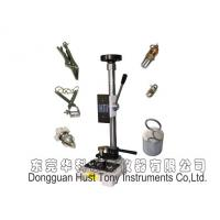Buy cheap Professional Laboratory Testing Equipment / SAFQ Button Pull Tester product