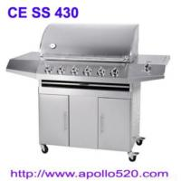 China Stainless Gas Barbecue Grill on sale