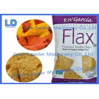 Best Flaxseed Tortilla chips making machinery/snacks food production line wholesale