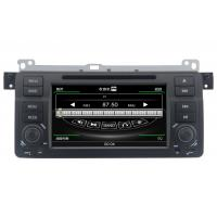 Best Touch screen car audio system for BMW E46 car dvd player with DVD/GPS/Radio/3G/Visual 10 dics wholesale