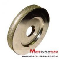 Best Electroplated Diamond/ CBN Grinding Wheels lucy.wu@moresuperhard.com wholesale