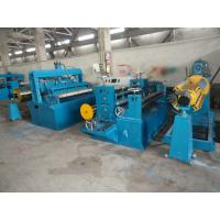 Best ZJX 2X1250 Mechnical Steel Coil Slitting Line / Mechanical Slitting Machine wholesale