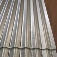 Buy cheap Dipped Galvanized Corrugated Sheet As Per JIS G3302 SGCH Regular Spangle from wholesalers