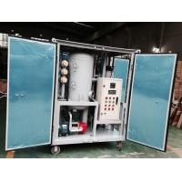 Best Zja-Series Used Transformer Oil / Insulation Oil Filtration Machine wholesale
