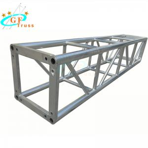 Best 400*400mm Screw Square Aluminum Truss For Stage Lighting Systems wholesale