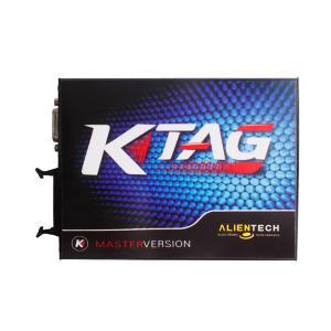 China KTAG V2.10 ECU Programming Tool Master Version No Checksum Error on sale