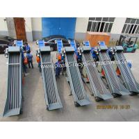 Best Automatic Plastic Recycling Machinery With Belt Conveyor Material Discharging wholesale