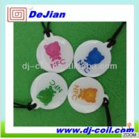 China 13.56Mhz NFC tag Ntag203 Epoxy/Sticker on sale