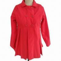 China Women's Jacket, Available in Red and Pink on sale