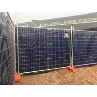Best Acoustical Noise Barrier For Temporary Fence Panel In Construction Site wholesale