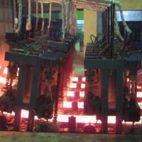 China Metal-casting Machine with PLC Control Mode on sale