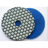 "Best Dry Buff Diamond Flexible Polishing Pad Dry Marble Granite Buffing Pads 4"" wholesale"