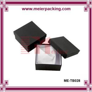 Best Garment black paper box/Custom shoe paper box for wholesale ME-TB028 wholesale